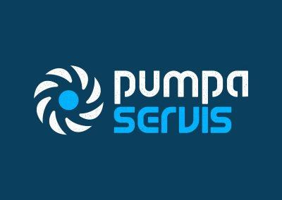 Pumpa servis rebranding